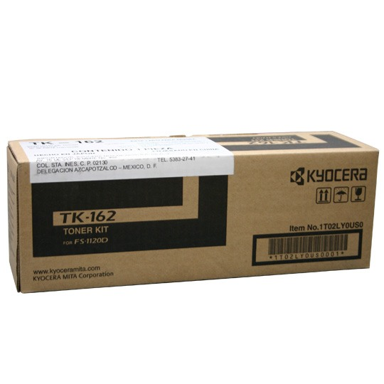 TONER KYOCERA MITA TK162 1702LY0US0 COLOR NEGRO