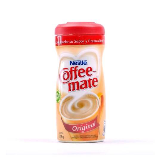 SUSTITUTO DE CREMA COFFEE MATE CONTENIDO NETO 311 GR