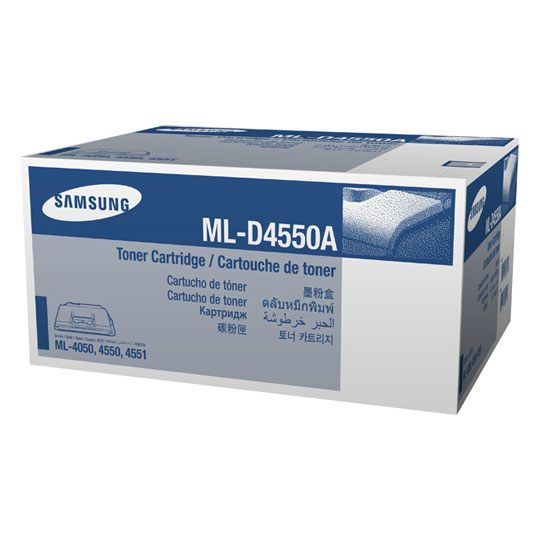 TONER SAMSUNG ML-D4550A MLD4550A COLOR NEGRO