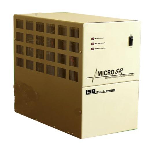 NO BREAK DE 4 CONTACTOS SOLA BASIC XR21102D CAPACIDAD DE 1000 VA DURACION DE 20 MIN