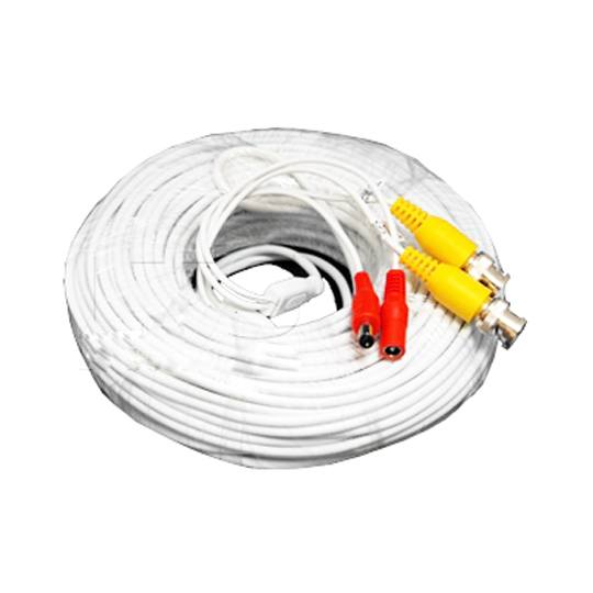 LM-Cable BNC Y DC 125FT white (40 metros