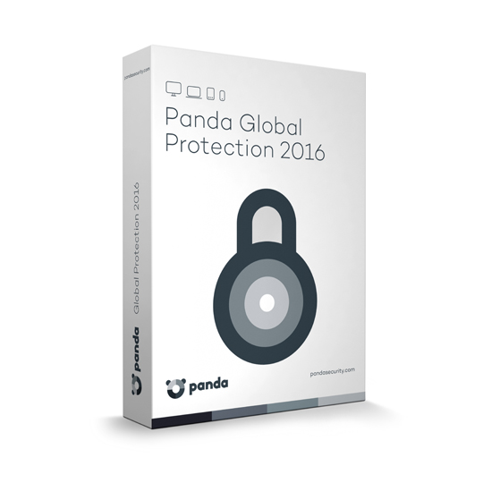ANTIVIRUS PANDA GLOBAL PROTECTION CON 3 LICENCIAS MULTIDISPOSITIVOS MEDIO DE INSTALACION DVD