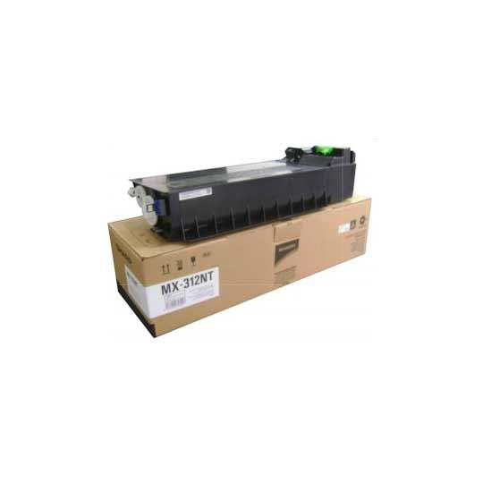 TONER SHARP MX-312NT MX-312NT COLOR NEGRO