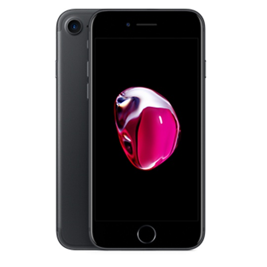 CELULAR APPLE IPHONE 7 NEGRO MATE IOS 12 MEGAPIXELES ALMACENAMIENTO 128 GB
