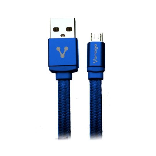 CABLE USB A 8 PINES VORAGO AC-365810-32 AZUL 1 M