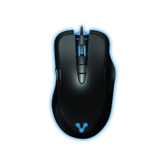 MOUSE GAMING ALAMBRICO VORAGO MO-405 CONEXION USB COLOR NEGRO
