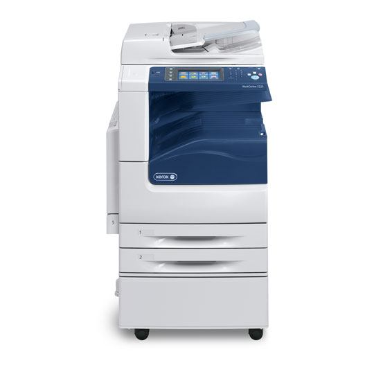MULTIFUNCIONAL XEROX WORKCENTRE 7220TD LASER COLOR