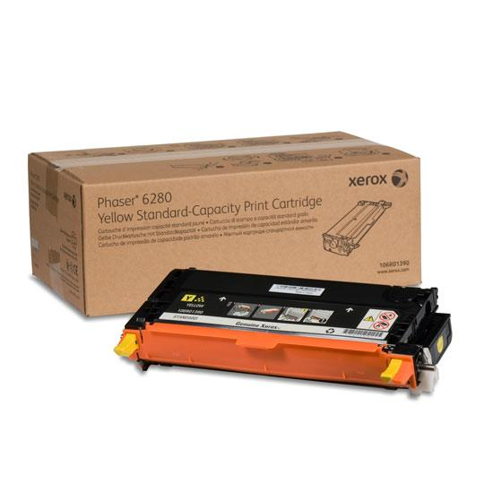 TONER XEROX 106R01390 106R01390 COLOR AMARILLO