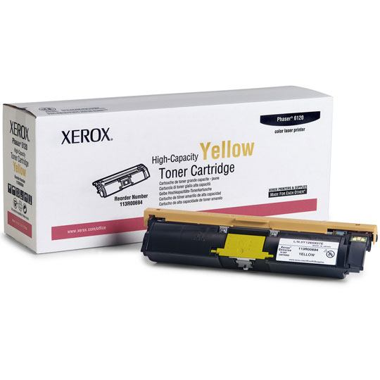 TONER XEROX 113R00694 113R00694 COLOR AMARILLO