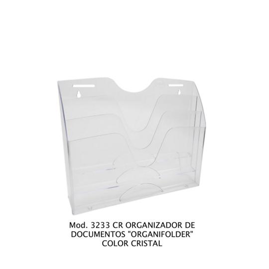 CAJA PARA ARCHIVO AZOR TAMAÑO CARTA DE PLASTICO