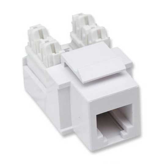 JACK CAT 5E INTELLINET 210355 INTERFAZ RJ45 COLOR BLANCO
