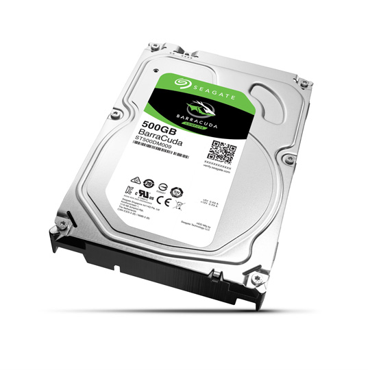 DISCO DURO INTERNO SEAGATE ST500DM009 CAPACIDAD DE 500 GB FACTOR DE FORMA 3.5
