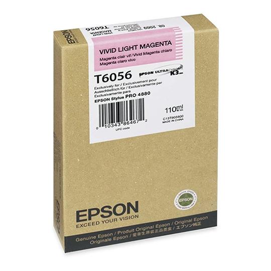 TINTA ALTO FORMATO EPSON PRO 4880 MAGENTA VIVID LIGHT