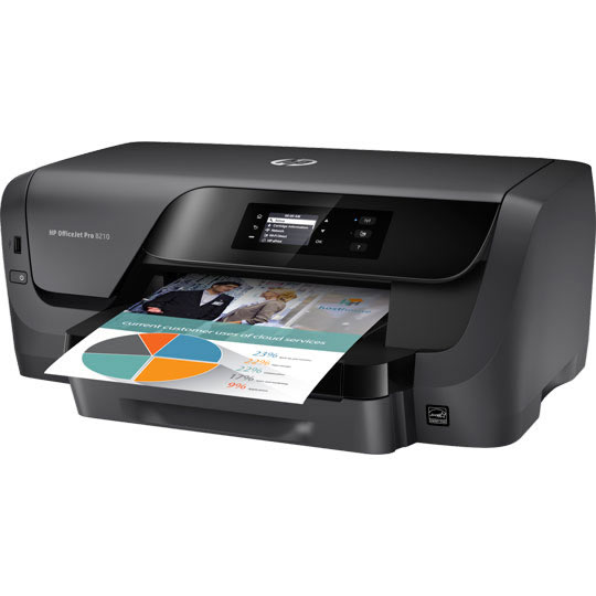IMPRESORA HP OFFICEJET PRO 8210 INYECCION DE TINTA COLOR