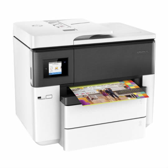 MULTIFUNCIONAL HP OFFICEJET PRO 7740 INYECCION DE TINTA COLOR