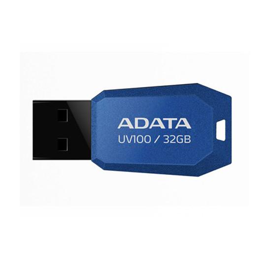 MEMORIA USB 2.0 ADATA UV100 DE 32 GB AZUL