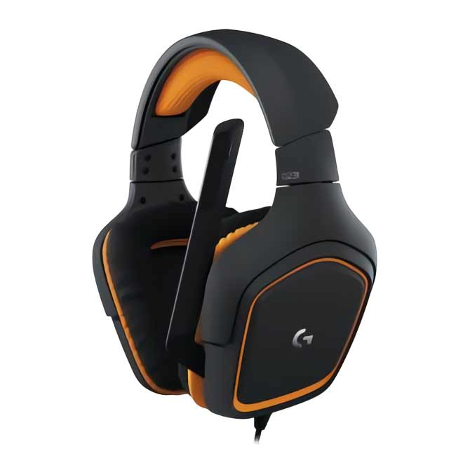 DIADEMA GAMER ALAMBRICA LOGITECH G231 PRODIGY GAMING HEADSET 3.5 MM COLOR NEGRO