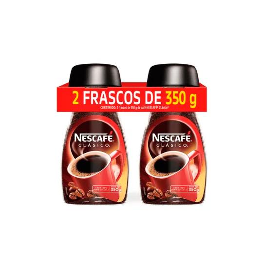 CAFE SOLUBLE NESCAFE CLASICO 350 GR