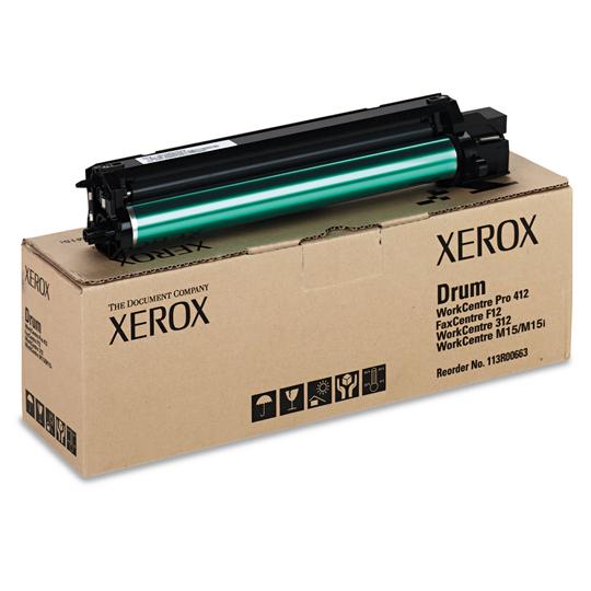 TAMBOR XEROX 113R00663