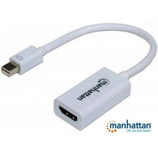 ADAPTADOR MANHATTAN 322461 MINI-DISPLAYPORT MINI M A HDMI H