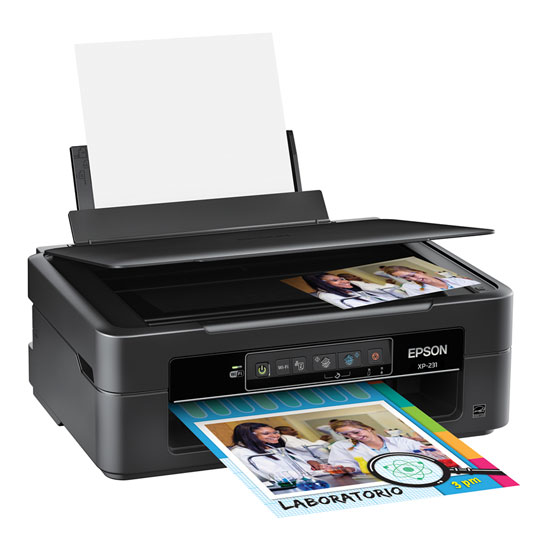 MULTIFUNCIONAL EPSON EXPRESSION XP-231 INYECCION DE TINTA COLOR