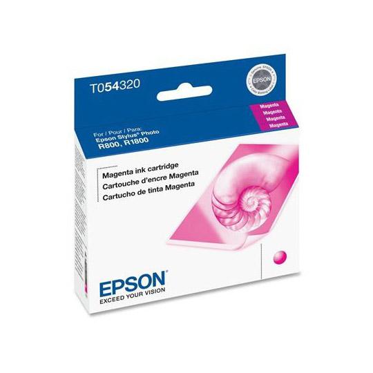 TINTA EPSON T054320 T054320 COLOR MAGENTA