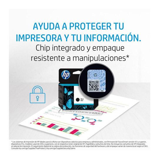CARTUCHO DE TINTA HP HP 974A AMARILLO L0R93AL