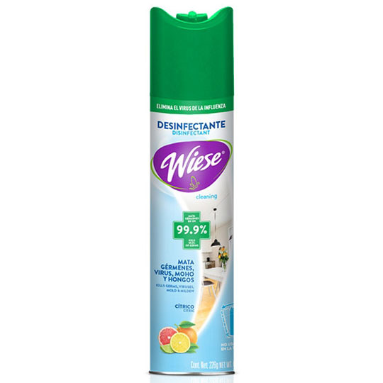 DESINFECTANTE AEROSOL WIESE 400 ML