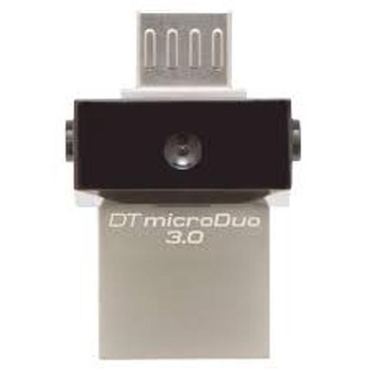 MEMORIA USB 3.0 KINGSTON DTDUO DE 32 GB GRIS