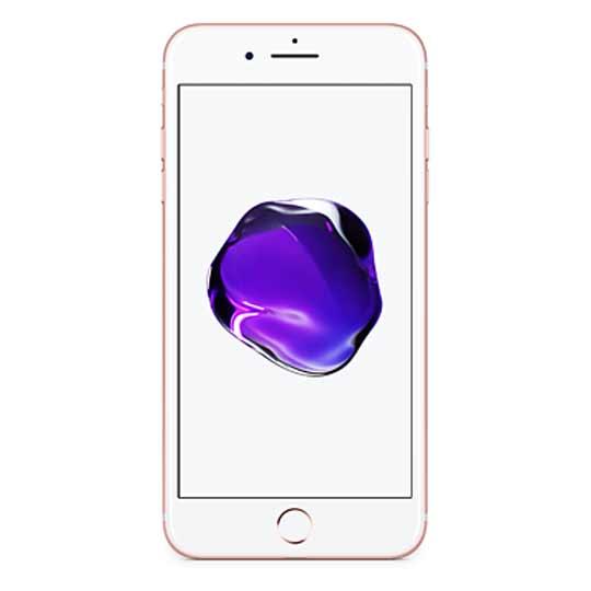 CELULAR APPLE IPHONE 7 PLUS ORO ROSA IOS 12 MEGAPIXELES ALMACENAMIENTO DE 32 GB