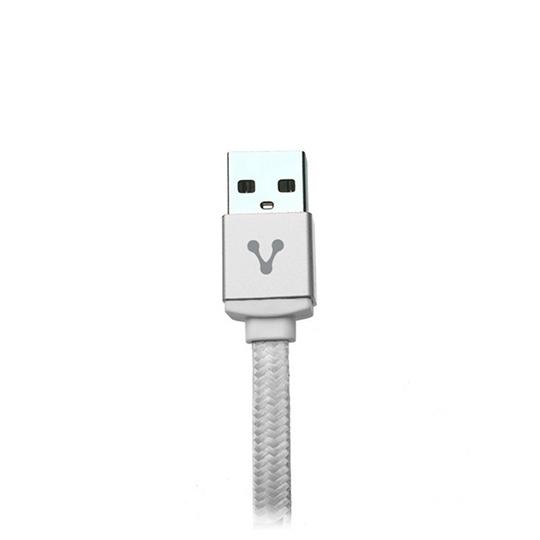 CABLE USB A 8 PINES VORAGO 113BC GRIS 5.1 M